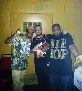 Young Bleed, Chucky Workclothes & Mr. Envi' in Little Rock